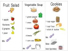 84 Printable Preschool Cookie Recipe Card Template for Ms Word with Preschool Cookie Recipe Card Template